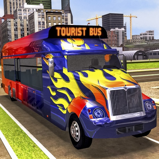 Download Top City Bus Furious Driving free for iPhone, iPod and iPad