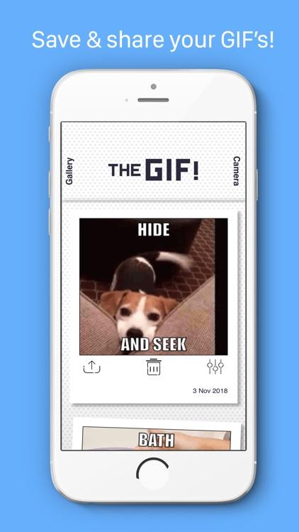 The GIF!