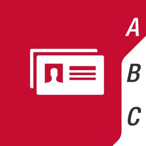 Business Card Scanner & Reader app