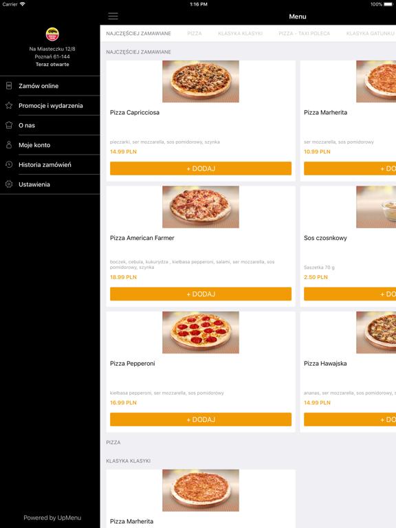 Taxi Pizza screenshot 10