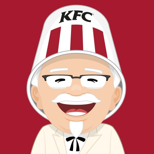 KFC Stickers
