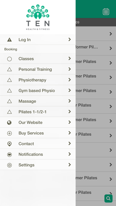Ten Health & Fitness screenshot three