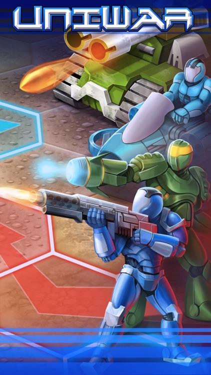 UniWar: Multiplayer Strategy screenshot-8