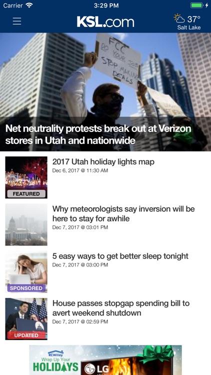 KSL News screenshot-0