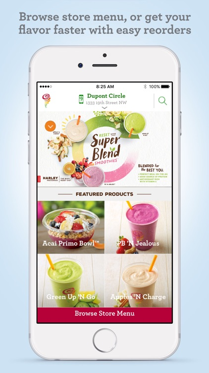 Jamba Juice screenshot-2