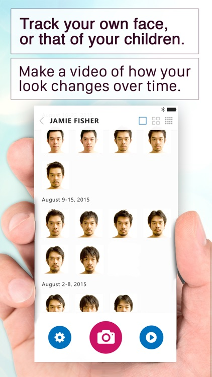 Changes 2.0 - Face Tracker screenshot-3