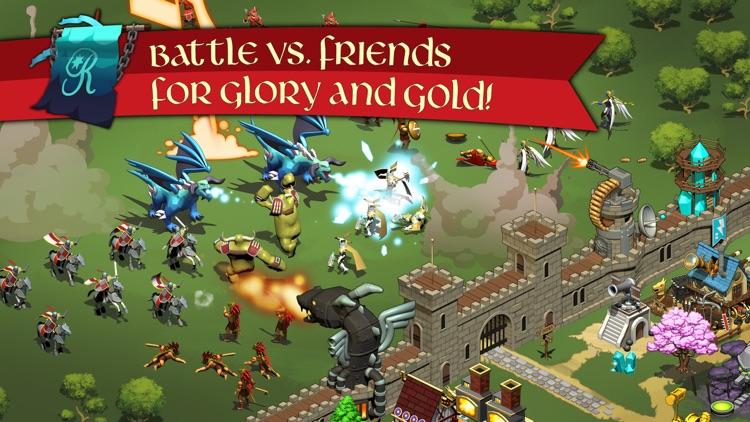 Kingdom of Zenia: Dragon Wars screenshot-4