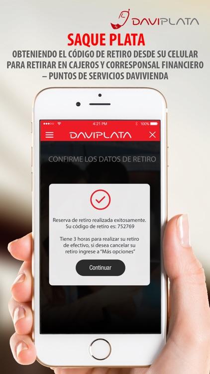 Daviplata El Salvador screenshot-4
