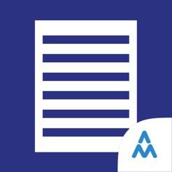 Vorlagen für Microsoft Word im App Store