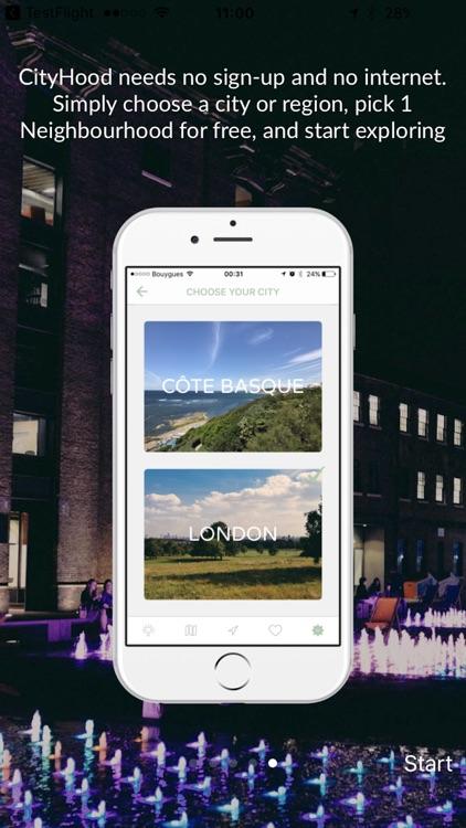 CityHood: Explore like a Local screenshot-4