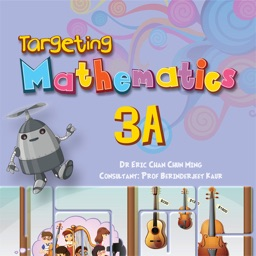 Targeting Maths 3A
