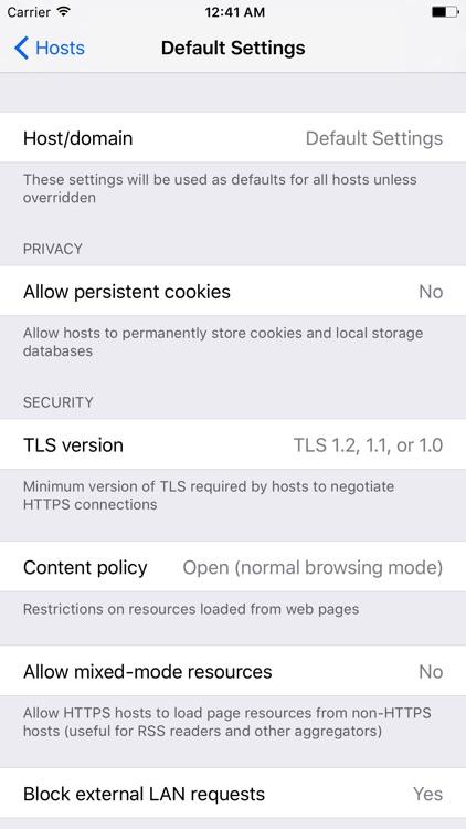 Endless Browser screenshot-3