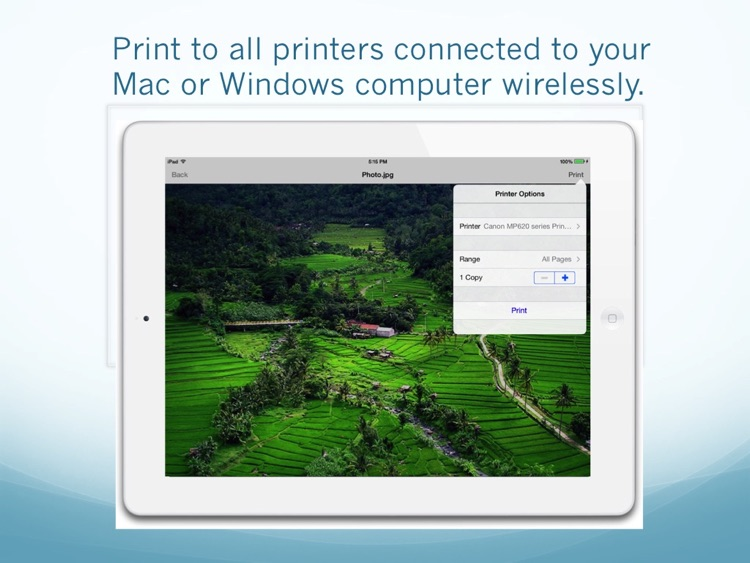 Print Easy for iPad