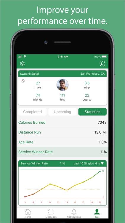 Swing Tennis Tracker screenshot-5