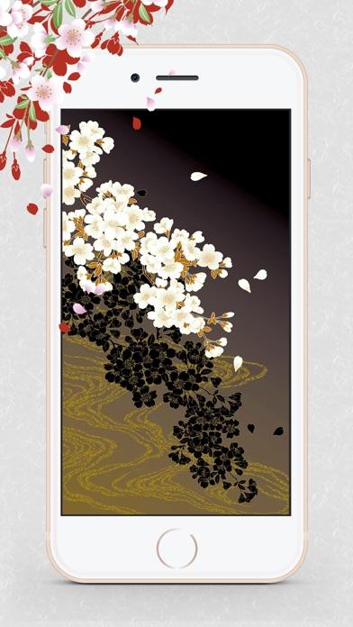 浮世絵壁紙 - 美しい日本画ギャラリーのおすすめ画像7