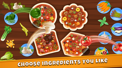 Crazy Pizza Maker screenshot three