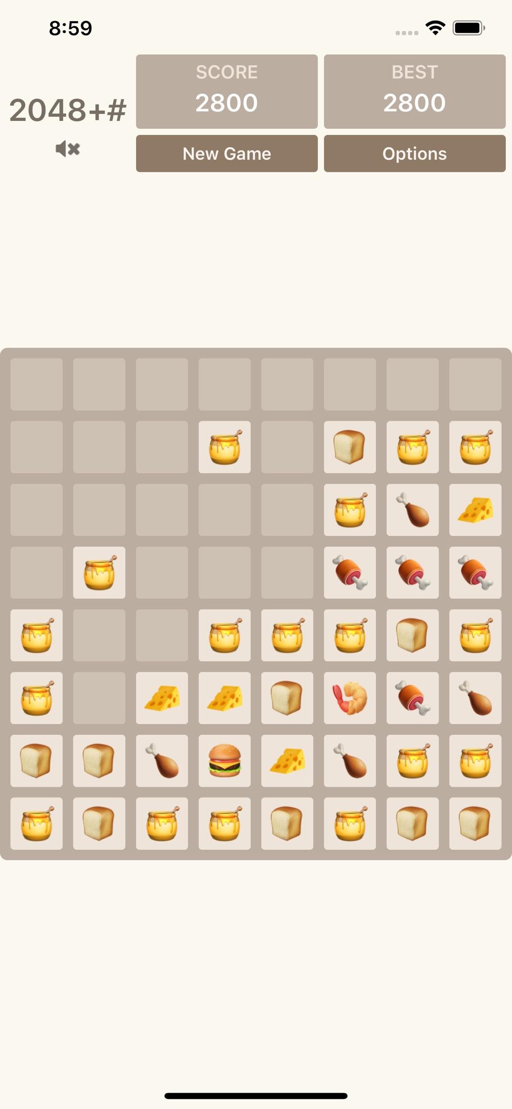 2048+# Cheat Codes