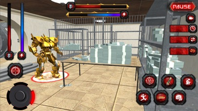 Bank Robbery:Robo Secret Agent-0