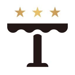 ブッキングテーブル 人気の飲食店ランキングから予約できるアプリ
