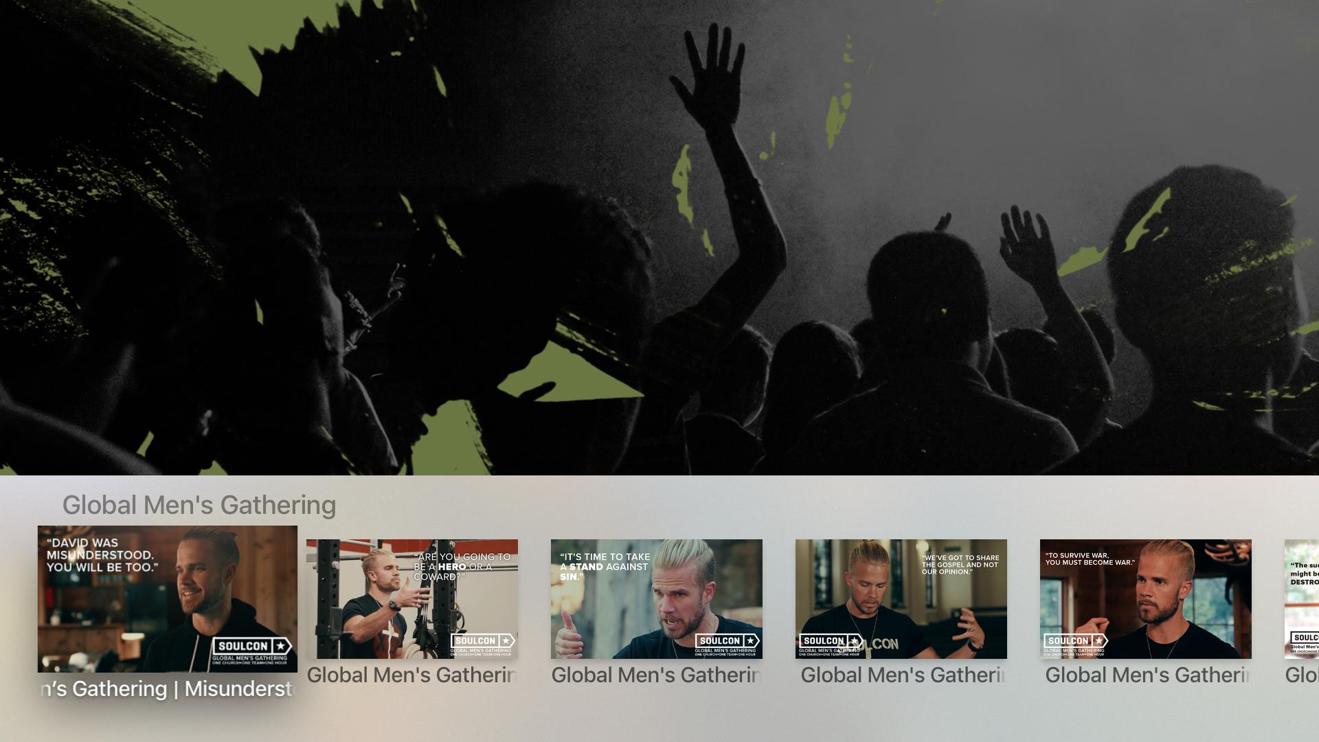 SOULCON Ministries screenshot 6