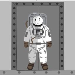 Stickman In Space