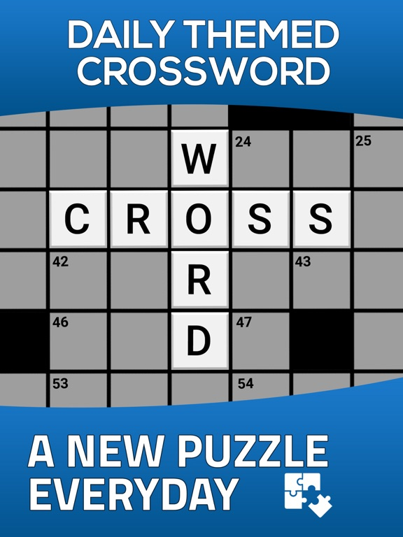 Daily Themed Crossword Puzzle screenshot 6