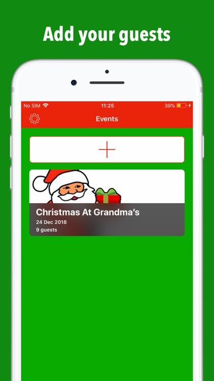 Secret Santa - gift exchange screenshot-4