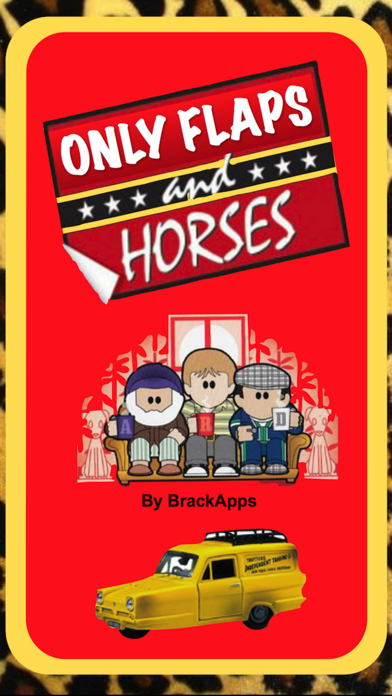 Only Flaps And Horses