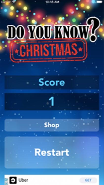 Do You Know Christmas