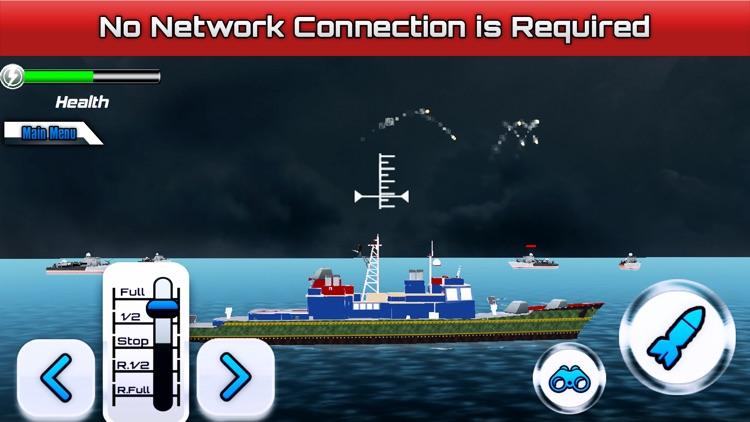 Warship Battle-Sea Warfare screenshot-4
