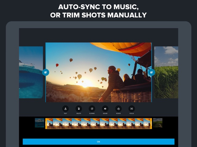 Quik - GoPro Video Editor on the App Store