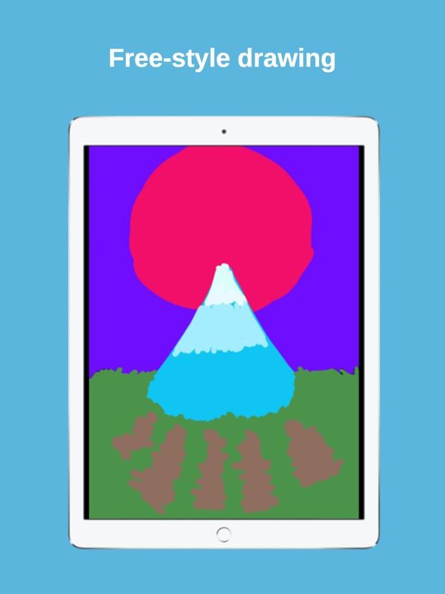 Pixel Illustrator Screenshot