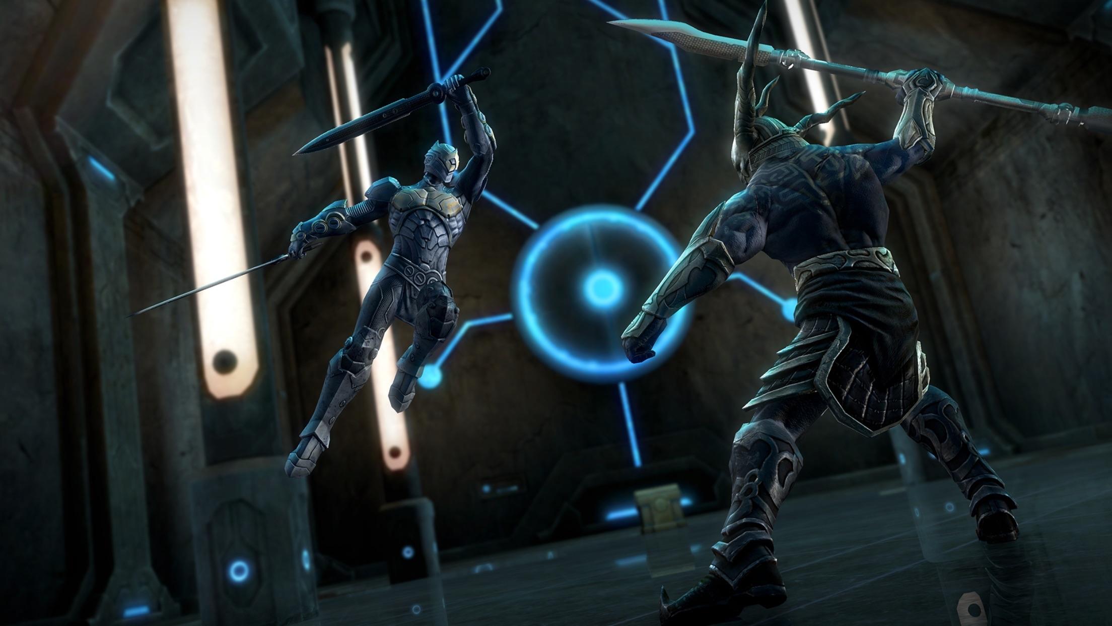 Screenshot do app Infinity Blade III