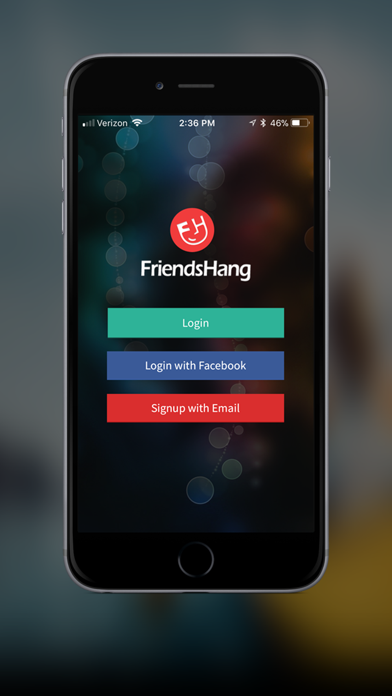 FriendsHang screenshot three