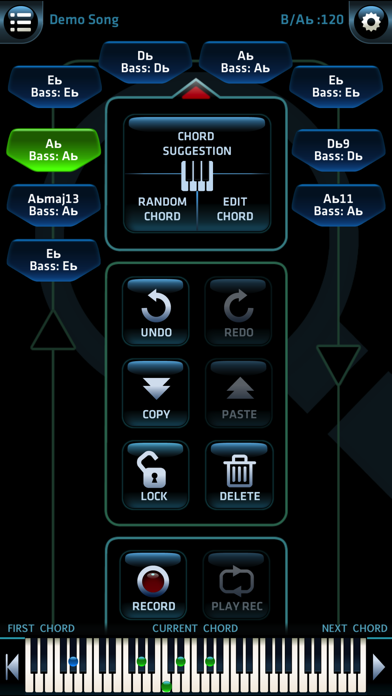 Pro Chords review screenshots
