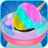 Rainbow Sweet Cotton Candy