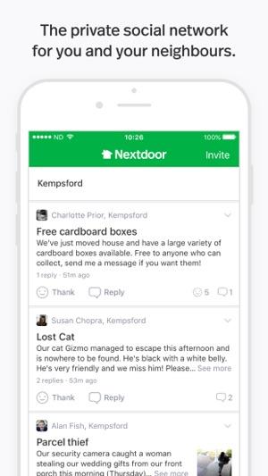 knull app next door