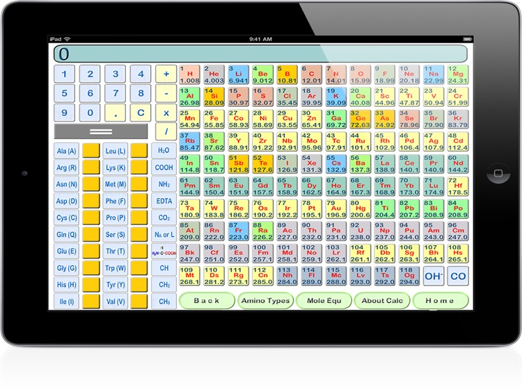 PairPlay Periodic Table For iPad