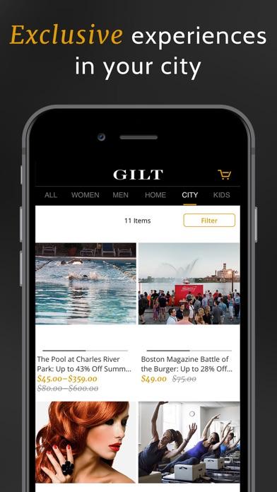 Download Gilt - Shop Designer Sales for Pc