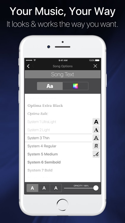 TuTuneMe™ (Music Player) screenshot-4