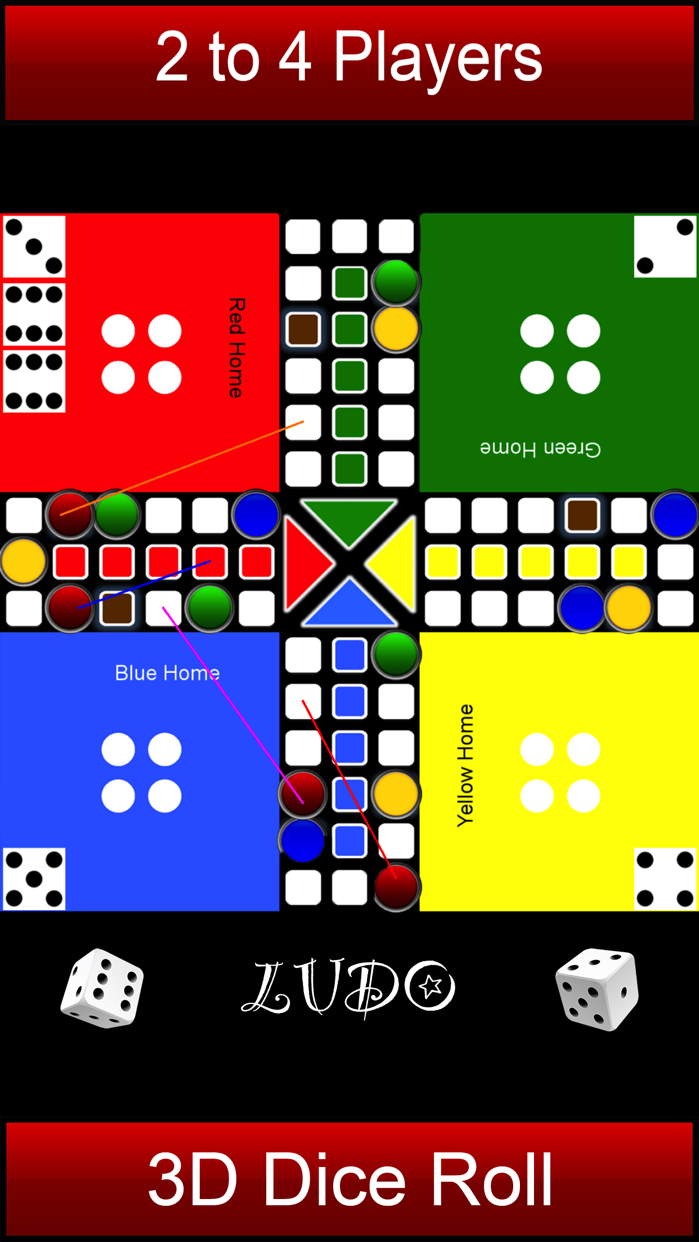 Ludo Online Prime Screenshot