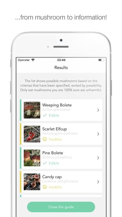 Mushy: Complete Mushroom Guide screenshot-5