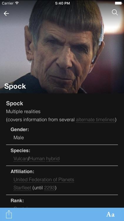 FANDOM for: Star Trek screenshot-3