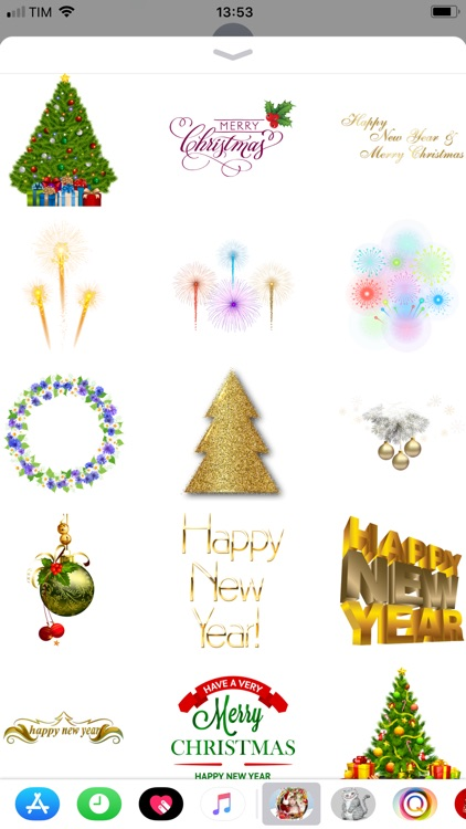 Christmas and Happy New Year