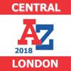 Central London A-Z Street Map
