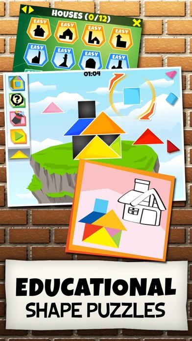 点击获取Kinder Tangram: Brain Game