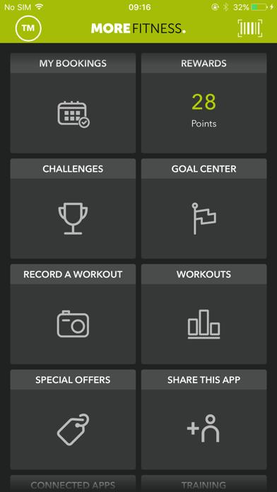 More Fitness screenshot three