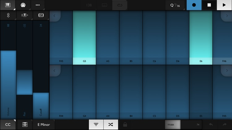 Xequence   MIDI Workstation