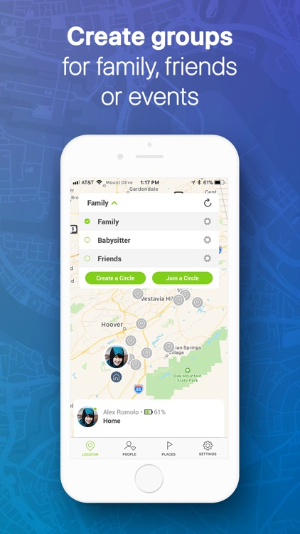Find My Family and Friends screenshot-4