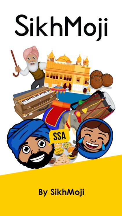 SikhMoji screenshot-0
